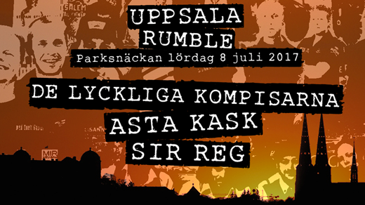 uppsala rumble